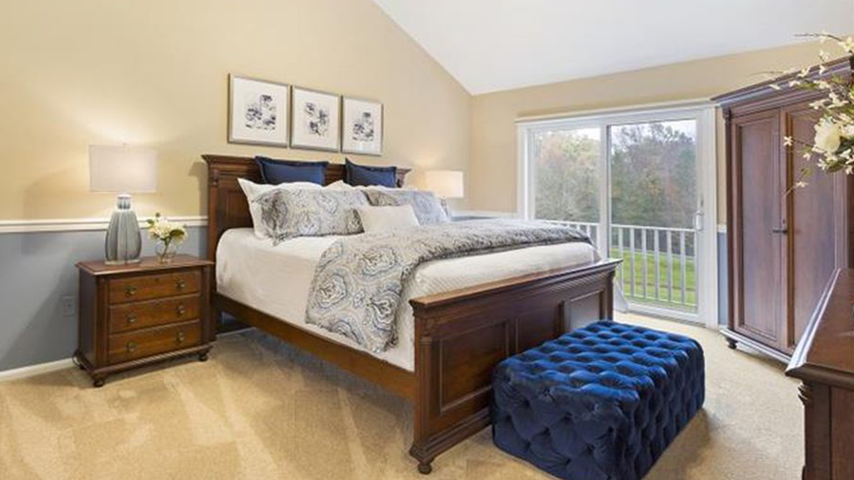 Staging Occupied • Master Bedroom